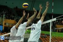 پخش زنده بازی والیبال ایران و کره جنوبی از شبکه سه سیما