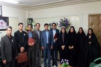 مدیرکل آموزش و پرورش از سرپرستان خبرگزاری موج و خبر آنلاین در لرستان تقدیر کرد
