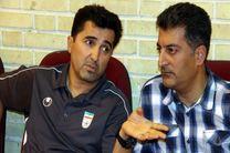 حضور مدیر فنی و سرمربی تیم ملی فوتسال در قطر