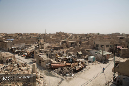 موصل یک سال پس از داعش