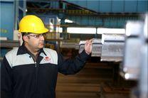هدفگذاری صادرات یک میلیون و 400 هزار تن فولاد