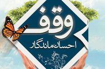 ثبت 2 وقف جدید در نجف آباد