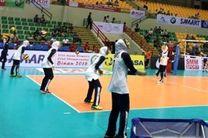 شکست بانوان والیبالیست ایران از تایلند