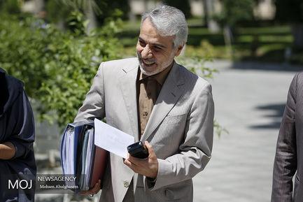 محمد باقر نوبخت سخنگو دولت