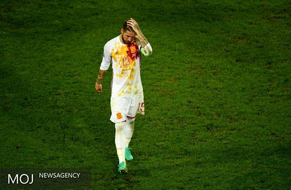 اسپانیا به جام جهانی روسیه فکر می کند