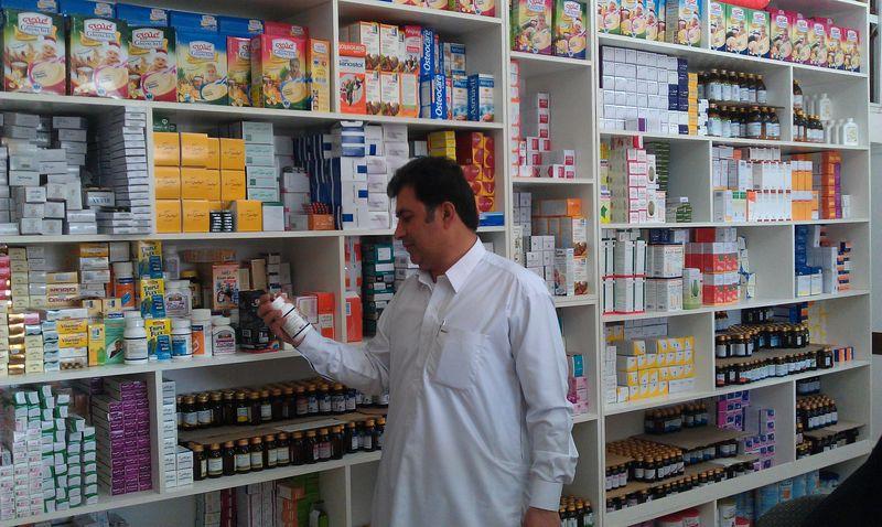 داروخانهها در مورد مطالباتشان متضرر شده اند
