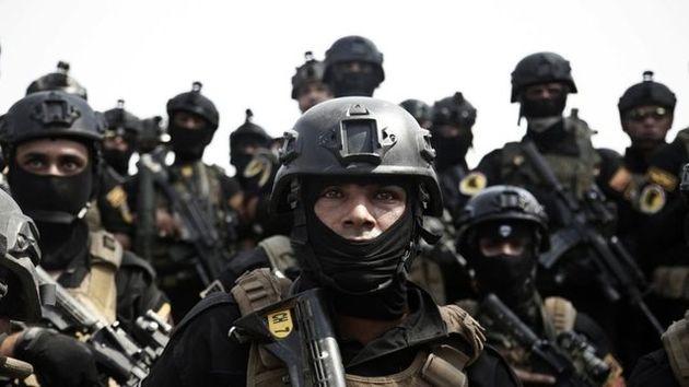 ارتش آمریکا با لباسهای سیاه به جنگ داعش میرود