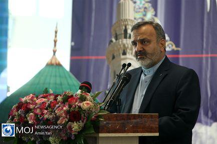 بدرقه زائران حج تمتع  ۱۳۹۸/ علیرضا رشیدیان