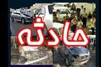 واژگونی پراید در مسیر نایین به اصفهان یک مصدوم برجا گذاشت