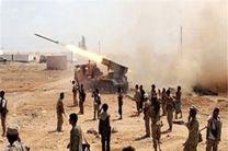 حمله موشکی یمنی ها به ناو اماراتی