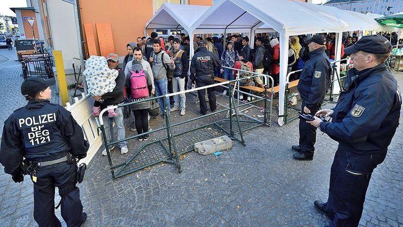بازگردانی مهاجران غیرقانونی از آلمان