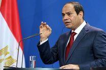 بدون تمایل مصری ها یک روز هم در قدرت نخواهم ماند