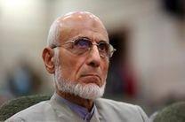 امیدواری نامزد ریاست جمهوری برای پایان یافتن دولت روحانی