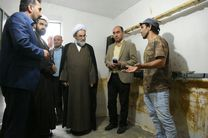 نماینده ولیفقیه در گیلان از مناطق سیل زده تالش بازدید کرد