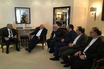 دیدار وزیر دفاع پاکستان با ظریف