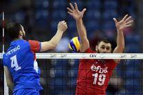 ایتالیا از صعود به نیمه نهایی باز ماند