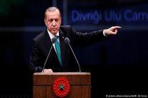 اردوغان اتحادیه اروپا را به جنگ صلیبی علیه اسلام متهم کرد
