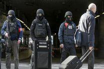 همکاری گسترده امنیتی فرانسه و بلژیک