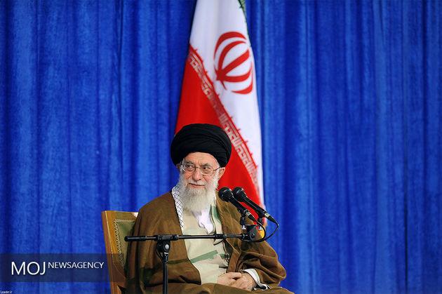محفل انس با قرآن با حضور رهبر انقلاب اسلامی برگزار شد