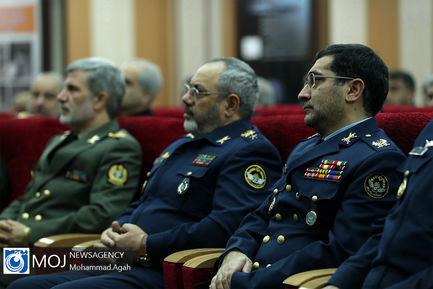تکریم و معارفه مدیر عامل سازمان صنایع هوایی