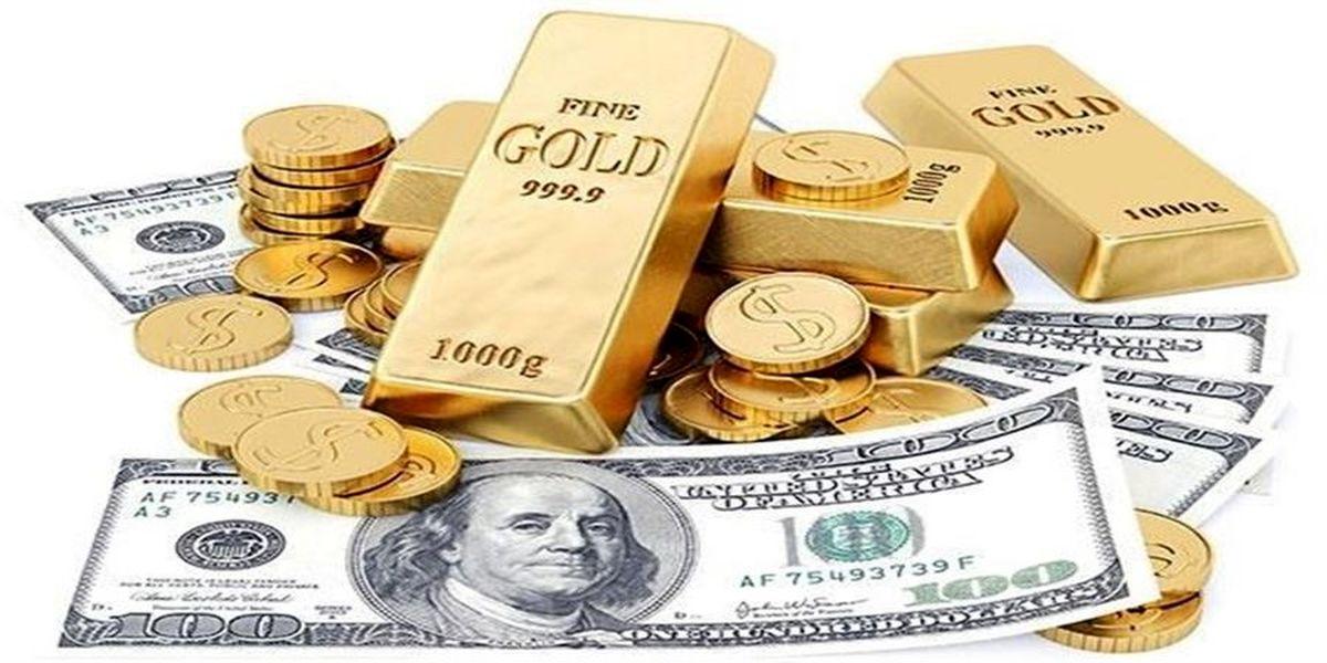 قیمت جهانی طلا امروز ۱۴۰۰/۶/۲۹