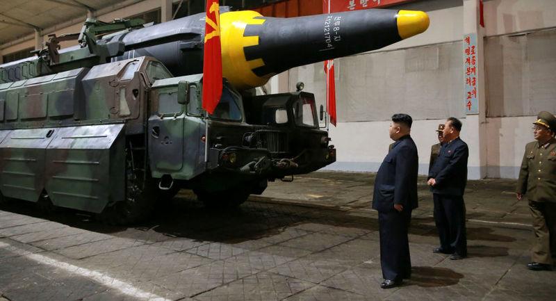 کره شمالی در دسامبر، آزمایش مرتبط با مسائل موشکی انجام داده است