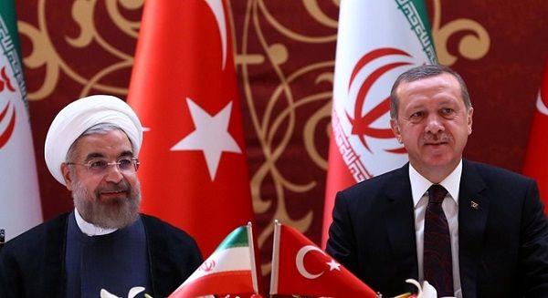 منافع دو کشور ایران و ترکیه را در منطقه تهدیدات فراوانی تهدید می کند