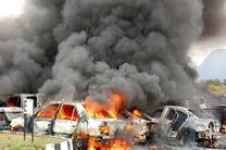 انفجار تروریستی در شمال بغداد پنج کشته و ۲۰ زخمی برجا گذاشت