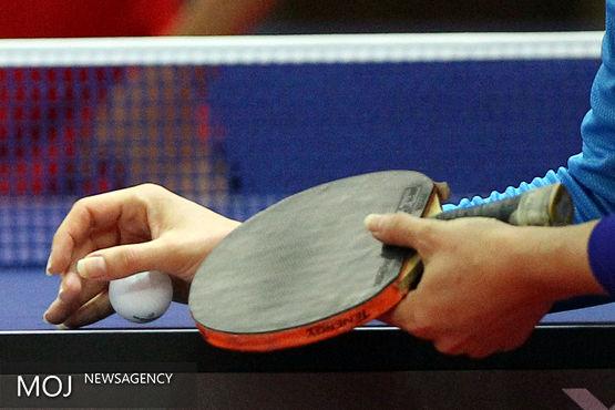 بانوان چین قهرمان تنیس روی میز تیمی المپیک شدند