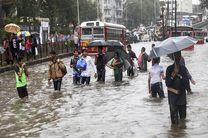 احتمال مرگ ۱۵۰ نفر در پی وقوع سیل مهیب در هند