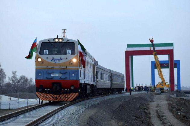 خط آهن بین المللی آستارا- آستارا به بهره برداری رسید