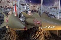 مقرمزدوران سعودی هدف موشک زلزال ۳ قرار گرفت