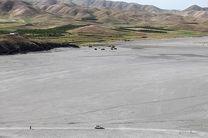 گرد و غبار در محیط پیرامونی دریاچه ارومیه تثبیت شد