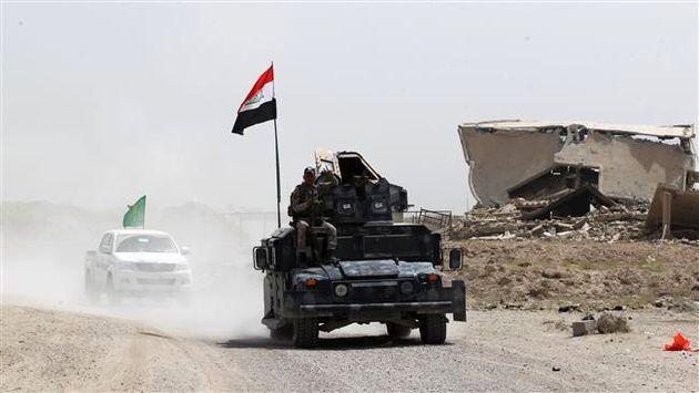 داعش و حامیانش در فلوجه فلج شدند