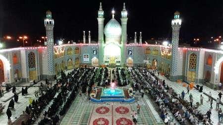 بازدید 8000 هزار گردشگر خارجی از حرم امامزاده محمد هلال بن علی(ع) آران و بیدگل