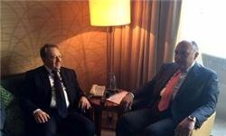 دیدار وزیر خارجه مصر با نماینده پوتین در اردن