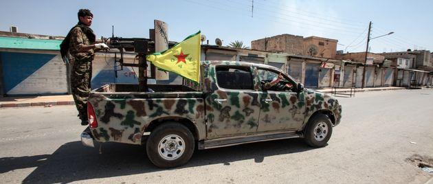یک چهارم خاک سوریه در اختیار کُردها است