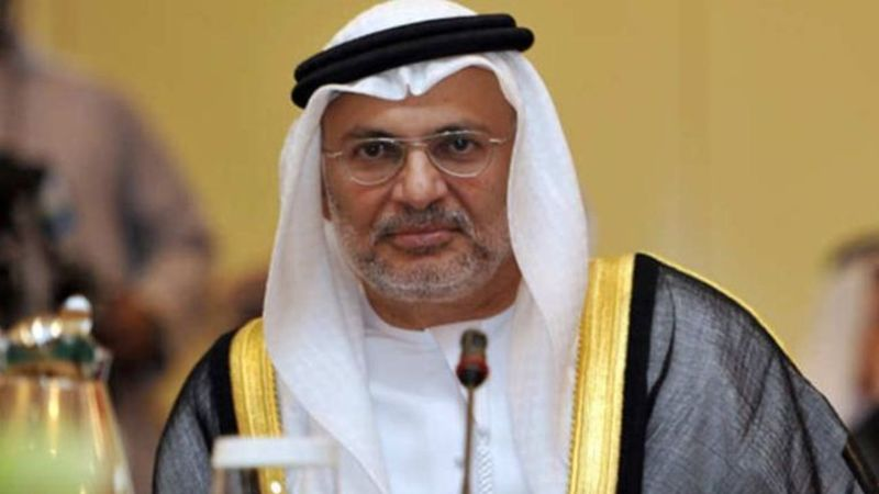 The UAE welcomes de-escalation with Iran