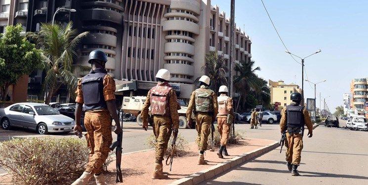 16 کشته درپی حمله مردان مسلح به مسجدی در بورکینافاسو