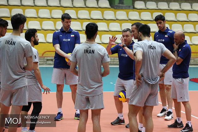 اسامی تیم ملی والیبال ایران اعلام شد