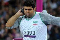 ۶ مدال دوومیدانیکاران معلول ایران در رقابتهای جهانی لندن