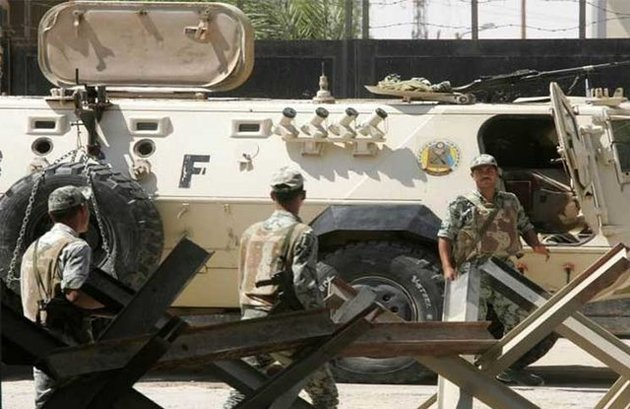 أنصار الإسلام مسئولیت حمله تروریستی مصر را بر عهده گرفت