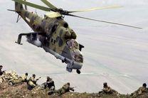 جنگنده های نیروی هوایی روسیه مواضع داعش را بمباران کردند