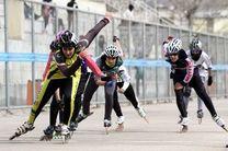 دختران اسکیت سوار هرمزگانى قهرمان کشور شدند