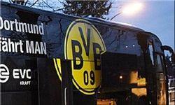 حمایت باشگاه بارسلونا و هواداران موناکو از دورتموندیها