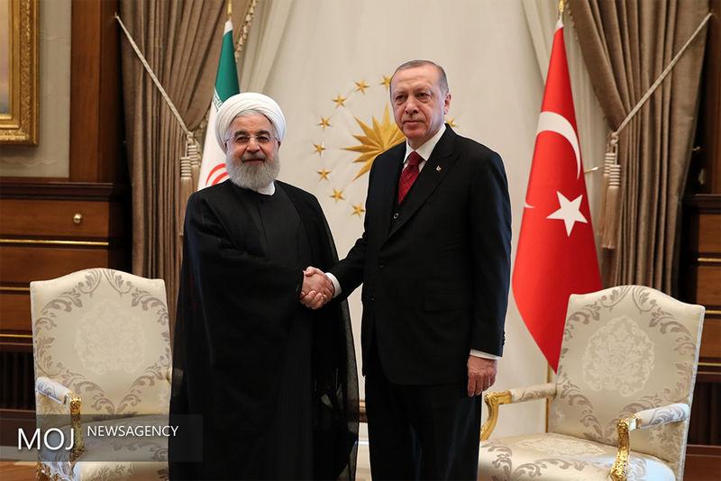 ایران و ترکیه می توانند در مسائل منطقه ای نقش آفرینی بیشتری داشته باشند