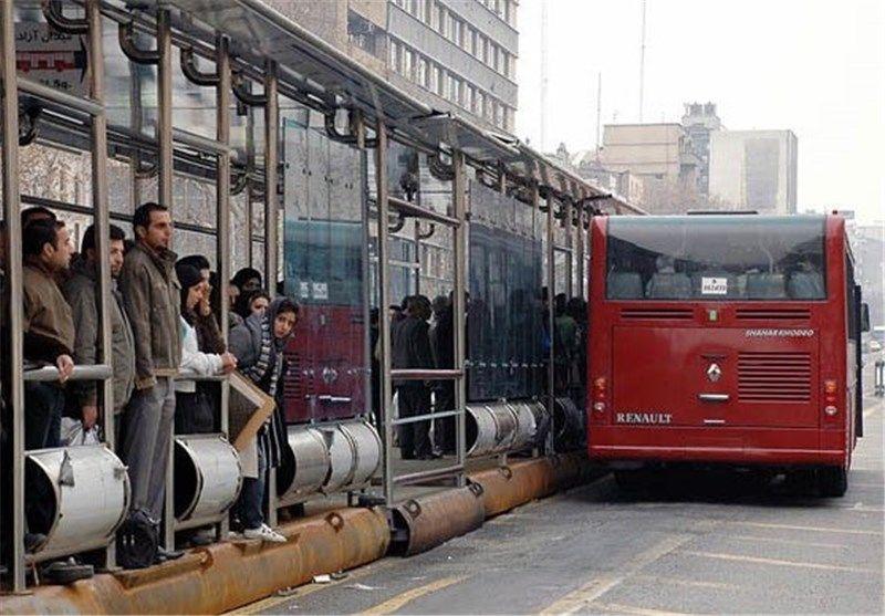 ساعات کار خطوط اتوبوسرانی در روزهای پایانی سال افزایش یافت