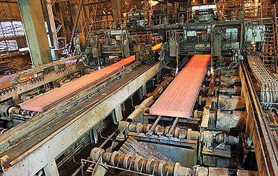 افزایش چشمگیر تولید ماشین ریخته گری شماره ۵