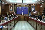نشست خبری سخنگوی قوه قضاییه - ۹ مهر ۱۳۹۸