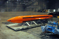 آمریکا برای اولین بار از قویترین بمب غیرهستهای خود استفاده کرد